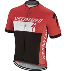 SPECIALIZED RBX Comp Logo cycling jersey 2017