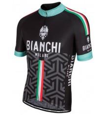 BIANCHI MILANO maillot manches courtes Pontesei 2017