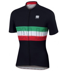 SPORTFUL Italia men's short sleeve jersey 2017