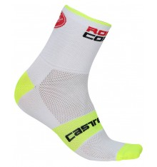 CASTELLI socquettes cycliste ROSSO CORSA 6