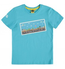 Tour de France Card Graphic kids' T-Shirt 2017