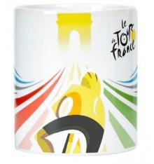 TOUR DE FRANCE mug blanc 2017