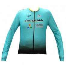 ASTANA long sleeve jersey 2017
