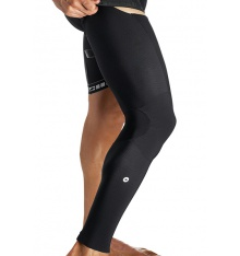 ASSOS S7 black legwarmers