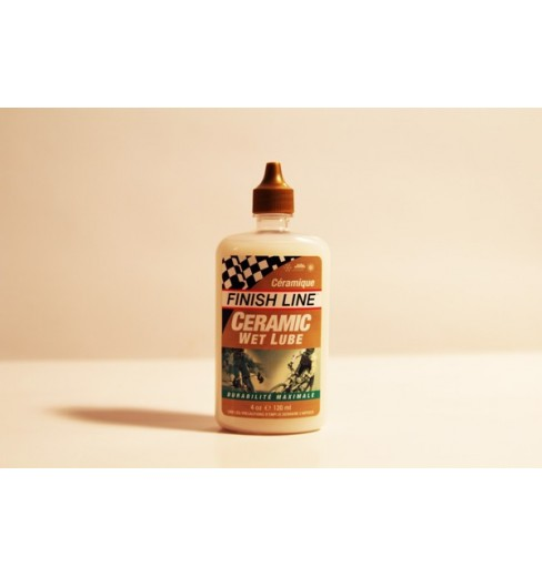 FINISH LINE lubricant Ceramic Wet 120ML