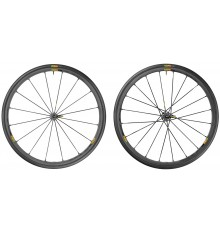 MAVIC paire de roues route R-Sys SLR 16 2018