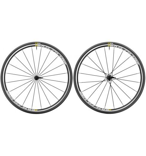 MAVIC paire de roues route Aksium Elite 17
