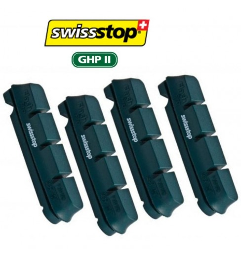 Brake shoe Swissstop Flash green SHIMANO