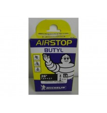 Michelin AirStop Butyl C4 inner Tube - 26 inches / 650c