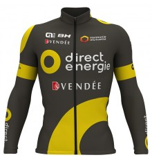DIRECT ENERGIE long sleeves jersey 2017