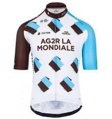 AG2R LA MONDIALE short sleeves jersey 2017