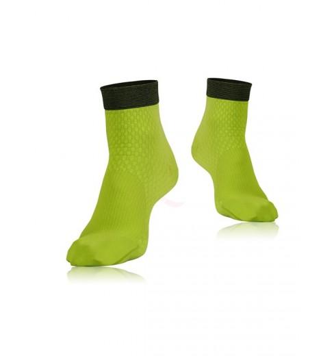 MEDILAST socquettes Pro-Sport vert noir