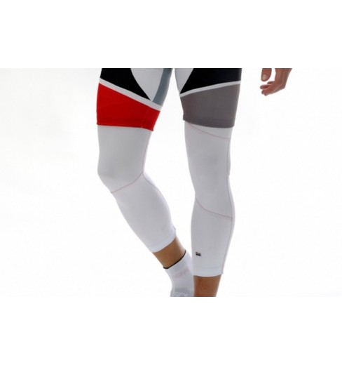 LOOK white knee pad 2012