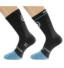 ASSOS chaussettes cyclistes hiver bonkaSock
