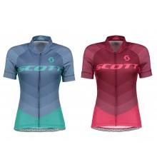SCOTT maillot cycliste femme manches courtes RC Pro 2018