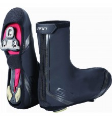 BBB couvre-chaussures Waterflex Noir