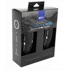 SCHWALBE pneu KIT PRO ONE tubeless Easy HS 462