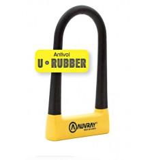 AUVRAY U Rubber lock bike