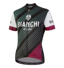 BIANCHI MILANO maillot manches courtes femme Attella 2018