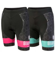 BIANCHI MILANO cuissard court femme Nocito 2018