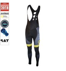 DIRECT ENERGIE tenue cycliste hiver 2018