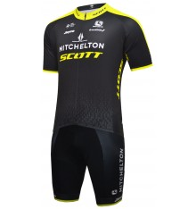 MITCHELTON-SCOTT cycling set 2018