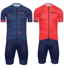 LOOK tenue cycliste Optimum 2018