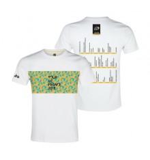 TOUR DE FRANCE T-shirt Affiche 2018
