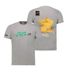 TOUR DE FRANCE Route t-shirt 2018