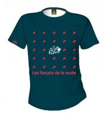 TOUR DE FRANCE Graphic Dark Green t-shirt 2018