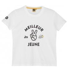 TOUR DE FRANCE t-shirt enfant Graphic Blanc Leader 2018