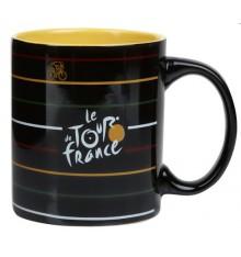 TOUR DE FRANCE black mug 2018