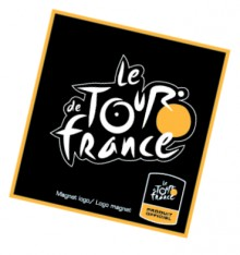 TOUR DE FRANCE magnet 2018