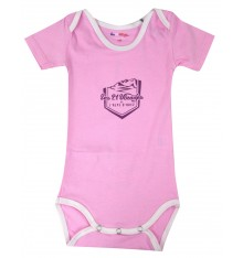ALPE D 'HUEZ body bébé rose 2018