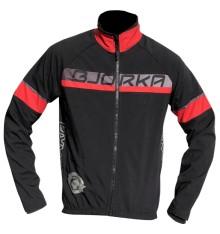 BJORKA veste vélo thermique Galibier noir rouge