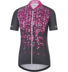 GORE WEAR maillot manches courtes vélo femme C3 Petals 2018