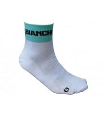 BIANCHI MILANO Asfalto green socks