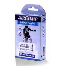Chambre à air MICHELIN route Ultra-Light 700x20/23 val. 60 mm