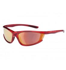 NORTHWAVE PREDATOR transparent red  sunglasses