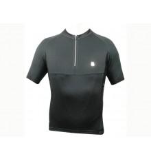 EF DESIGN Hi Tech black short sleeves jersey