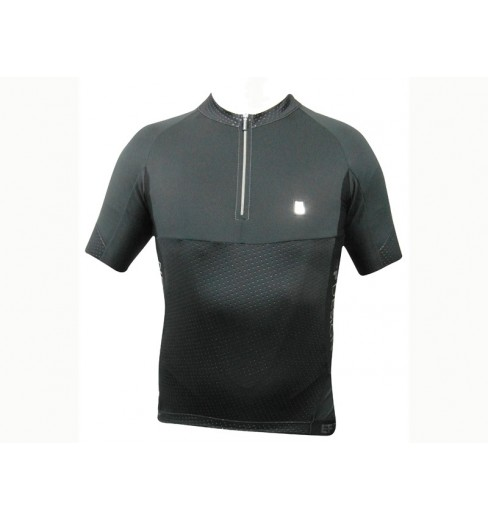 EF DESIGN maillot Hi Tech mc noir
