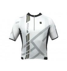 EF DESIGN maillot Tech mc blanc