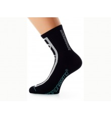 ASSOS  Intermediate black socks