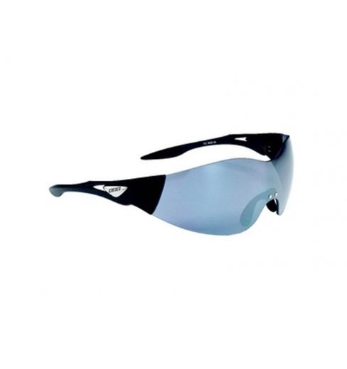 BBB ROUNDER matt black glasses