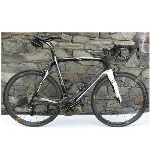 Location Vélo PINARELLO roues MAVIC CARBON