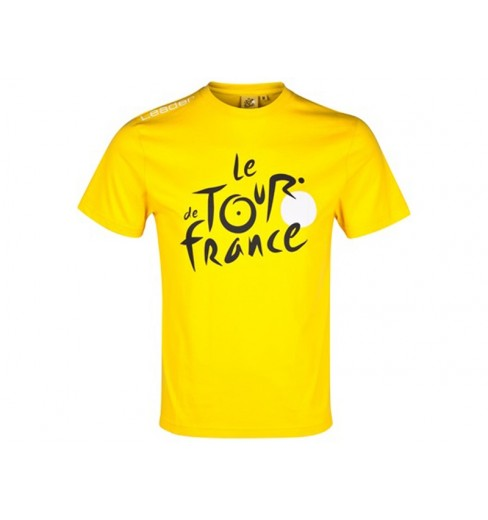 T-shirt Leader jaune TOUR DE FRANCE