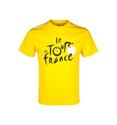 TOUR DE FRANCE Leader yellow T-shirt