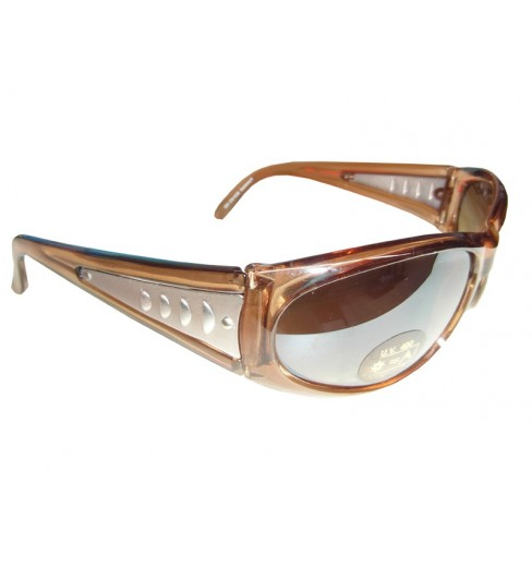 SWISS EYE AERO brown sunglasses