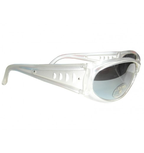 SWISS EYE AERO silver sunglasses