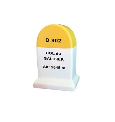Borne Col du GALIBIER modèle petit